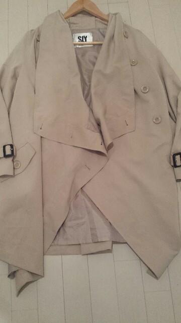 ブランディア購入コート