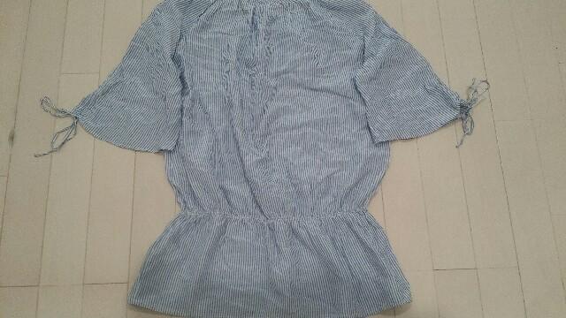 ブランディアオークションきれいめシャツ
